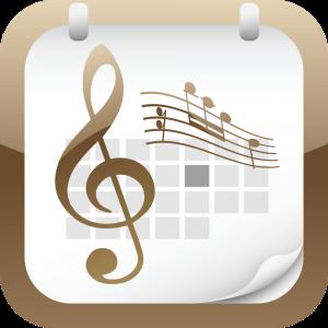 music calendar