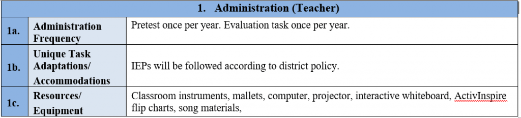 Administration (Teacher)