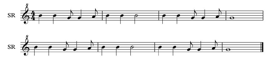 descant sing