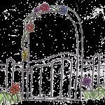 meet me at the garden gate