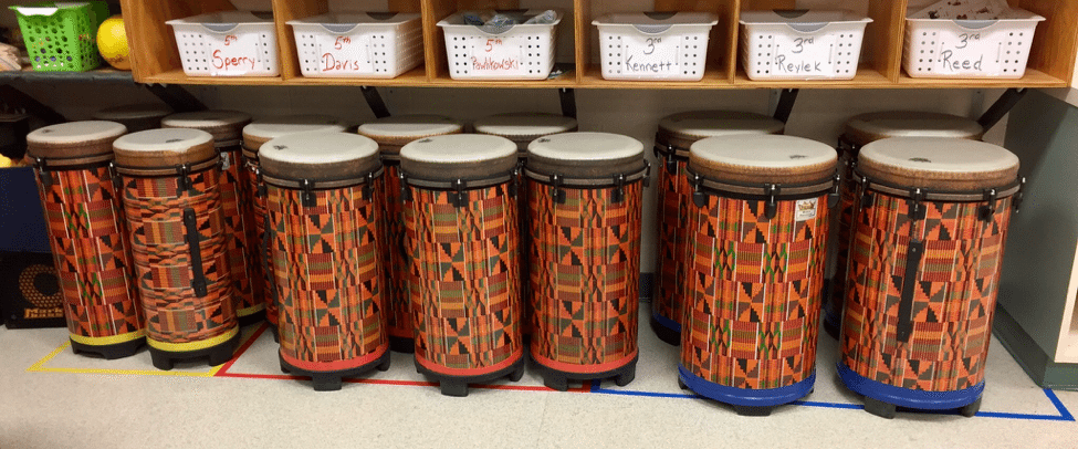 instrument storage