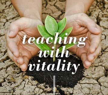 teaching with vitality cover