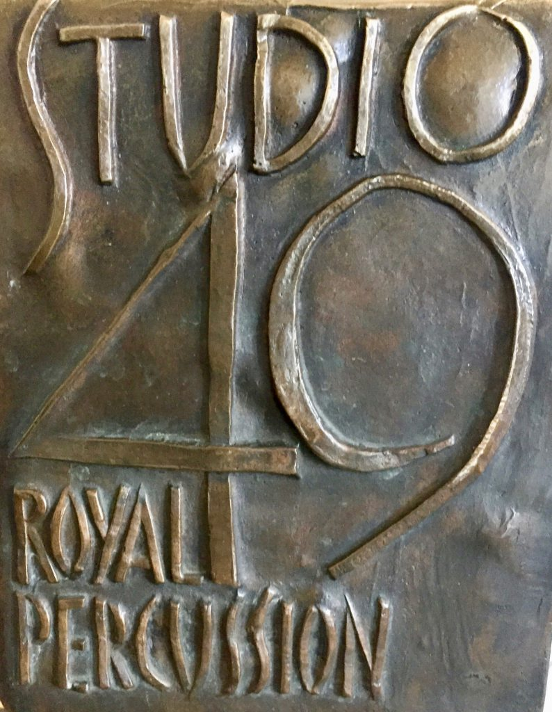 Studio 49 door