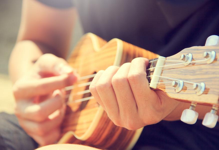 'ukulele